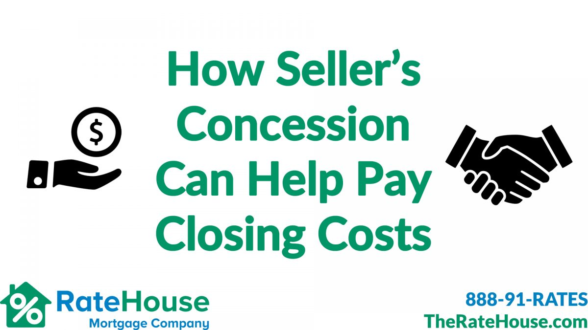 Using a Seller's Concession to pay Closing Costs