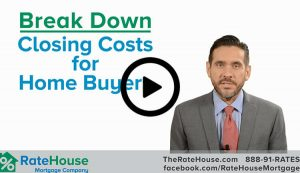Closing Costs for Home Buyers