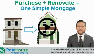 Mortgage tips, renovation